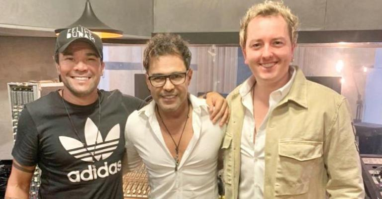 Zezé Di Camargo se junta ao cantor De Lukka nacampanha 'Abrace Marajó'