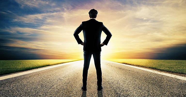 Quanto mais você se aproxima do futuro, mais parte do passado você faz