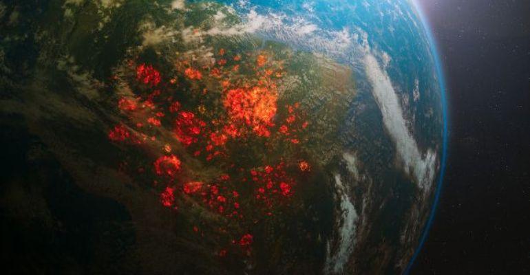 Fenômenos distantes podem afetar incêndios no Brasil