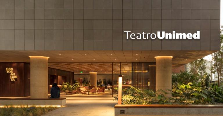 Com ação online, Teatro Unimed chega a 40 países