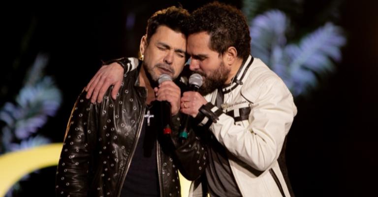 Zezé Di Camargo e Luciano retomam show presencial para celebrar 29 anos de estrada