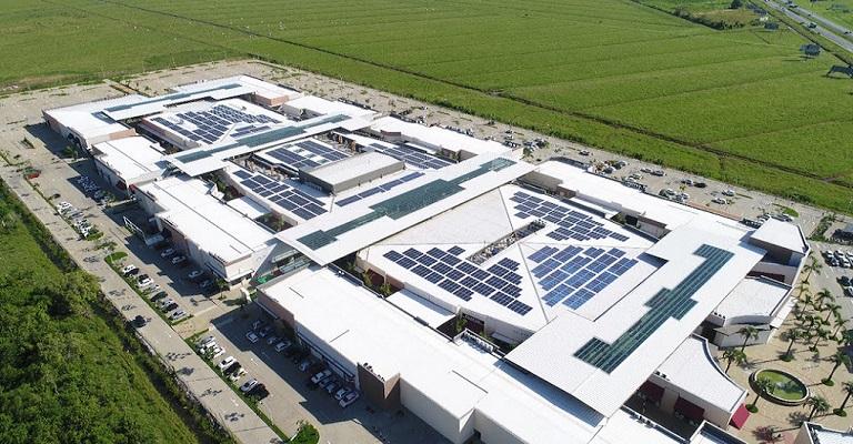 Usina solar atinge 1,3 milhão de kWh e R$ 500 mil de economia