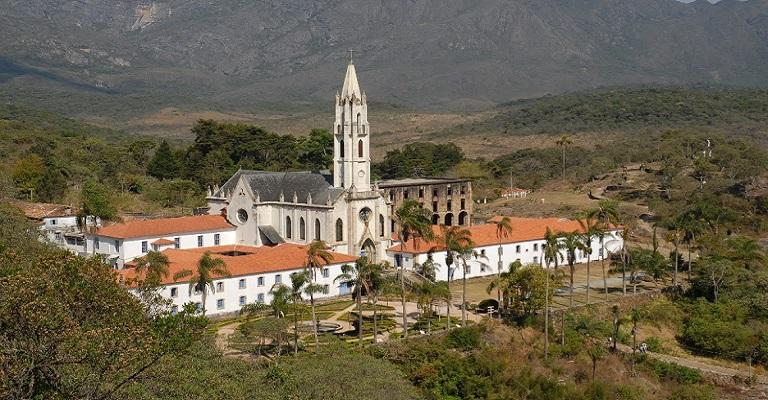 Santuário do Caraça é destino certo para quem procura tranquilidade