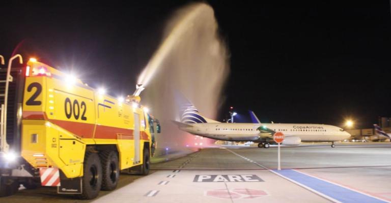 Aeroporto Internacional de BH tem retomada dos voos da Copa Airlines