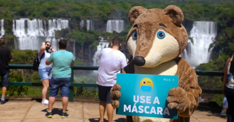 Foz do Iguaçu é um dos destinos turísticos mais seguros do Brasil