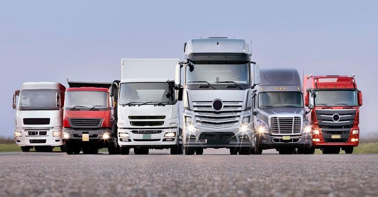 Projeção para 2021 é de crescimento de 13% nas vendas de caminhões