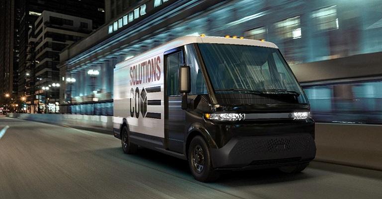GM vê futuro nos furgões de entregas e lança novo modelo elétrico