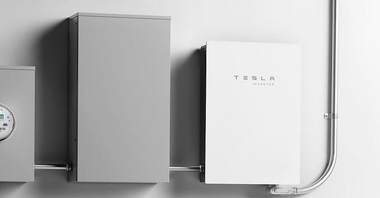 Tesla passa a produzir inversor solar