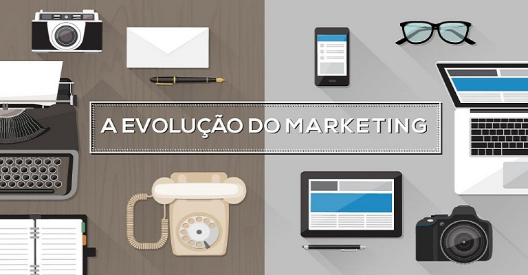 A evolução do marketing digital nas empresas