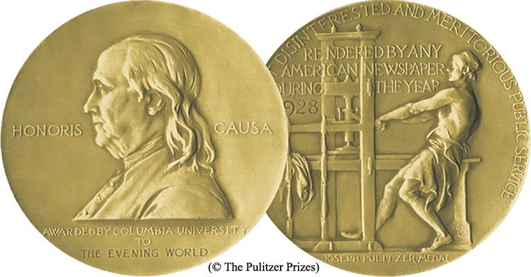 Como jornalistas ganham o Prêmio Pulitzer?
