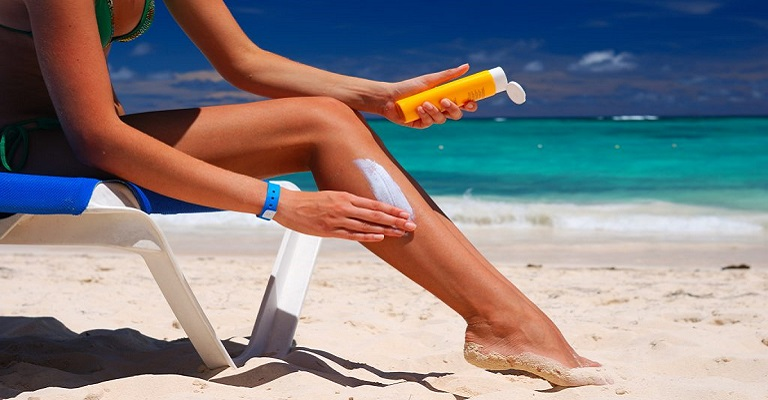 Aproveitar o sol e cuidar da pele