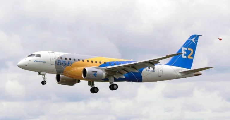 BNDES aprova financiamento de R$ 450 milhões para exportação de aviões