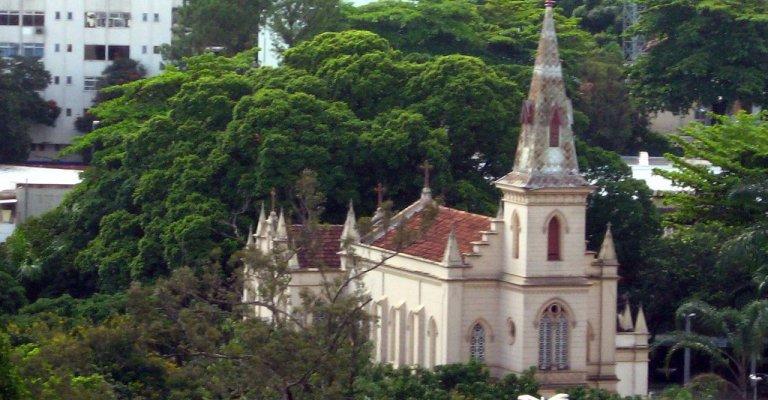 Igrejas tombadas pelo Iepha-MG recebem obras de restauração