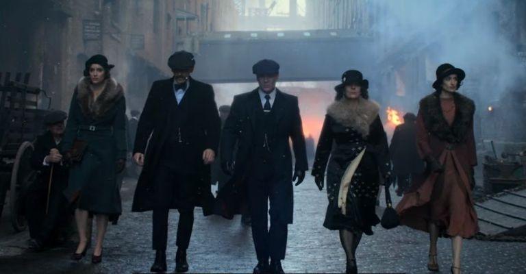 Série Peaky Blinders encerra na sexta temporada com um filme