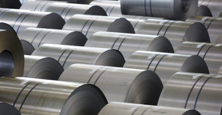 Produção de aço caiu 4,9% em 2020, informa o Instituto Aço Brasil