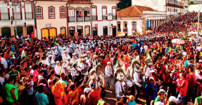 Carnaval 2021 em Ouro Preto é adiado