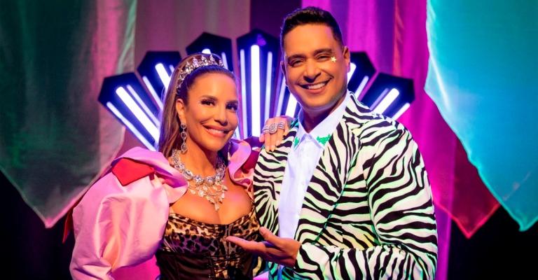 Ivete e Xanddy lançam música de carnaval