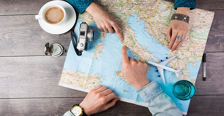 Turismo: hora de planejar