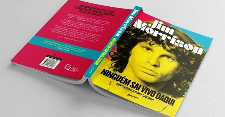 Biografia mais importante do The Doors honra os 50 anos da morte de Jim Morrison