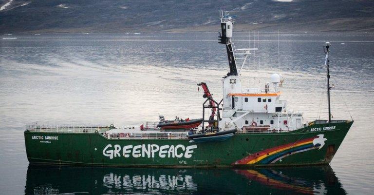 Documentário conta história dos 50 anos do Greenpeace