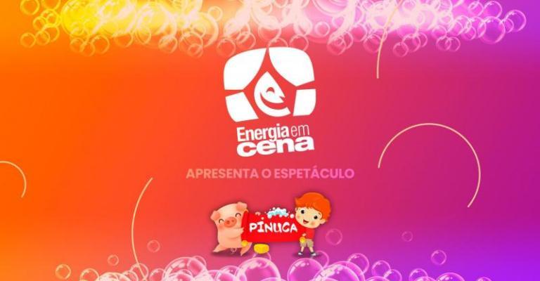 Projeto 'Energia Em Cena' realiza espetáculos socioeducativos