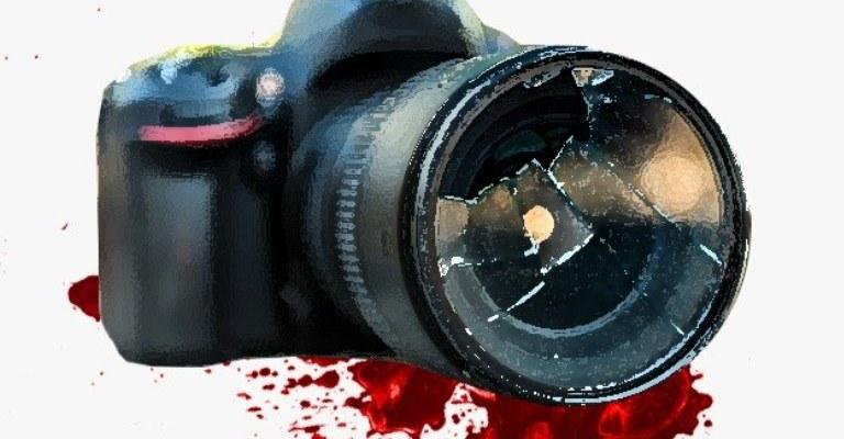 Violência contra jornalistas cresce 105,77% em 2020